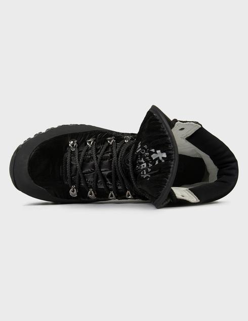 черные женские Ботинки Premiata MIDTRECD_0167D 11871 грн