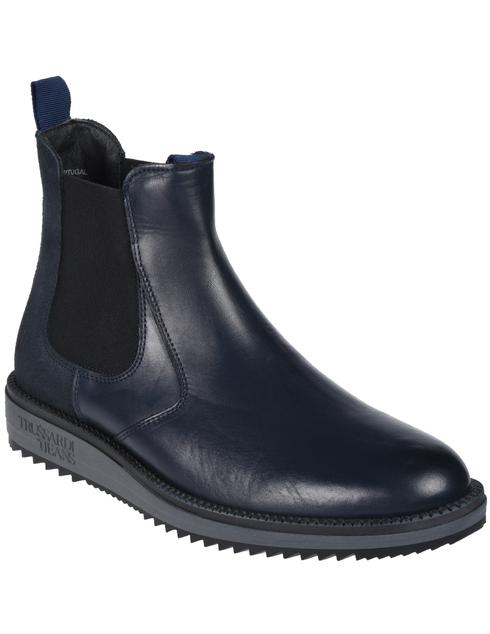 синие мужские Ботинки Trussardi 77A002039Y099999-U290 5243 грн