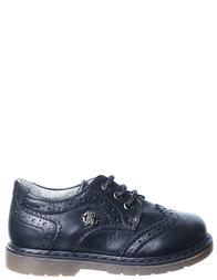 Детские туфли для мальчиков ROBERTO CAVALLI H41106_nero