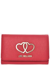 Женский кошелек LOVE MOSCHINO 5537-500