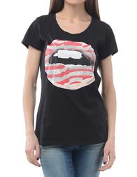 Женская футболка ARMANI JEANS A5H17JX12