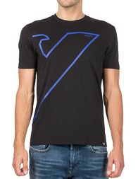 Мужская футболка ARMANI JEANS 6J6T57_black
