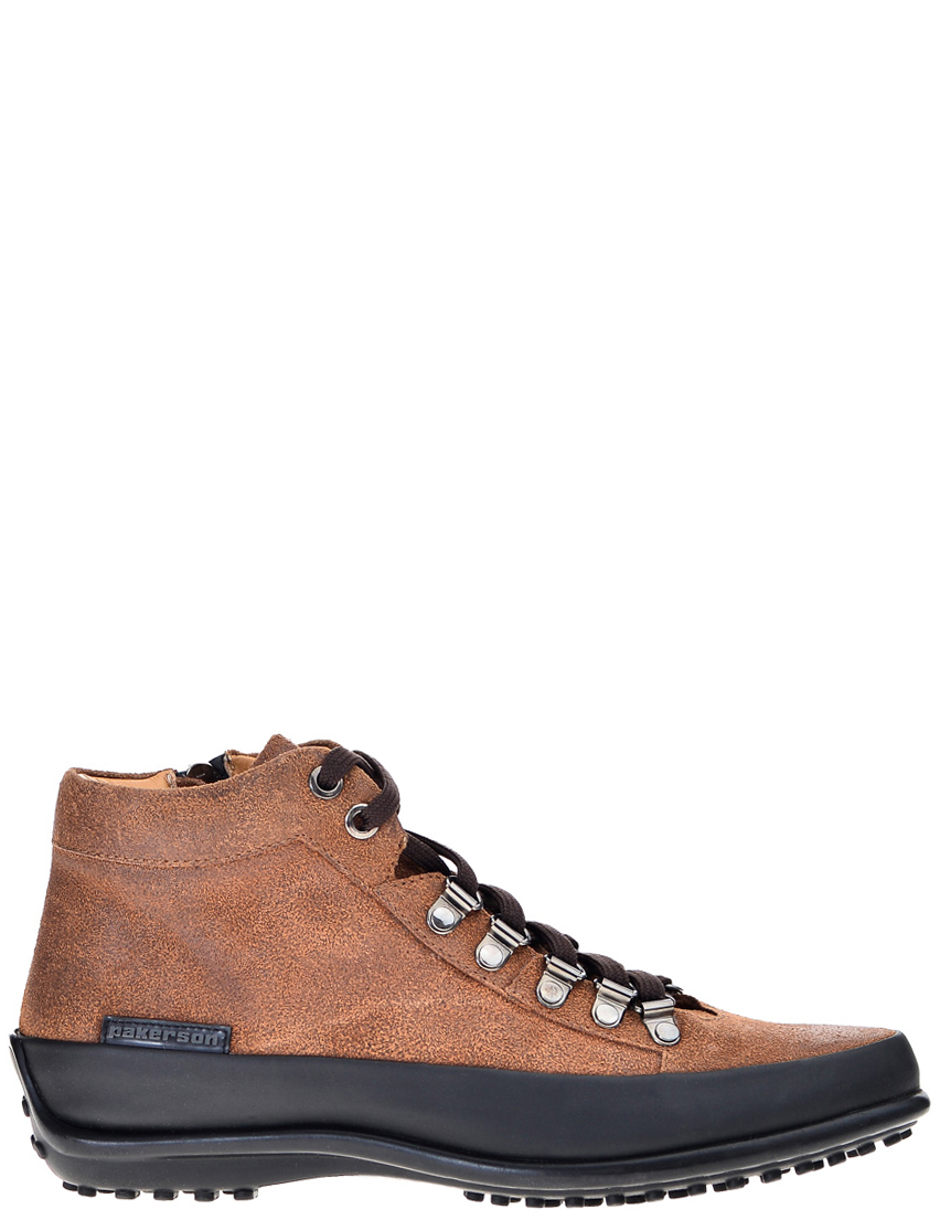 Женские ботинки Pakerson 24720_brown