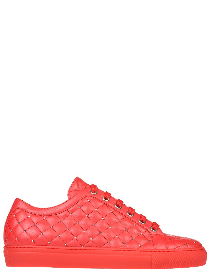 Женские кеды Le Silla 1709_red