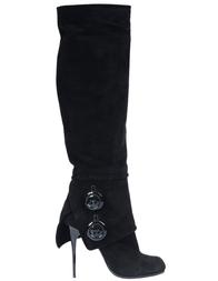 Женские сапоги GIANMARCO LORENZI 2595_black