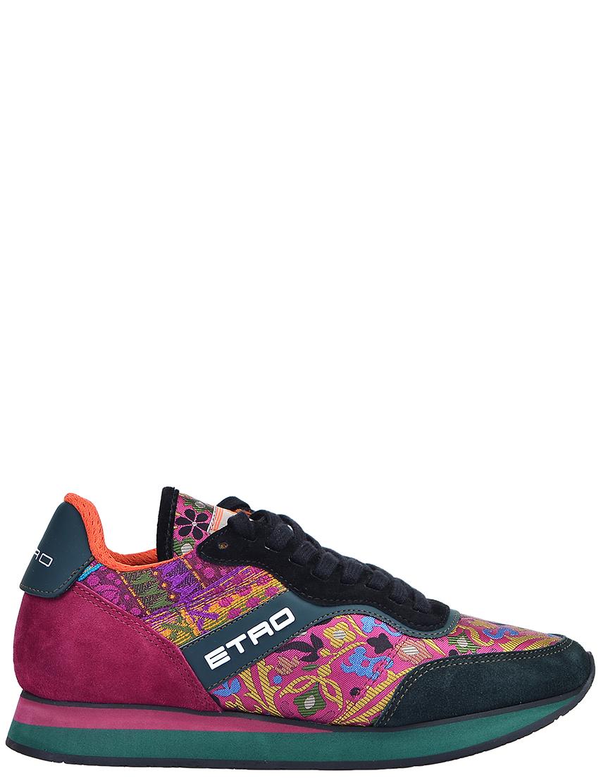 Фото - женские кроссовки  цвет многоцветный