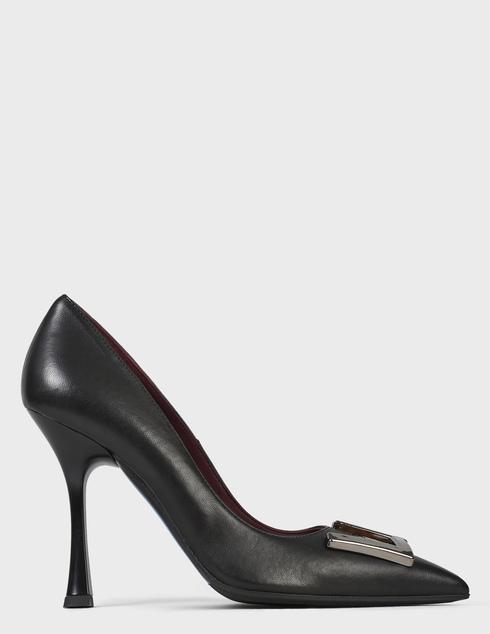 женские черные Туфли Loriblu DS1063-black - фото-6