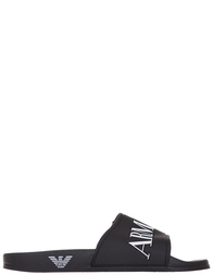 Мужские шлепанцы Armani Jeans AGR-935097_black