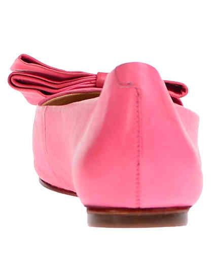 женские розовые Балетки Schutz 4233-5_pink - фото-2