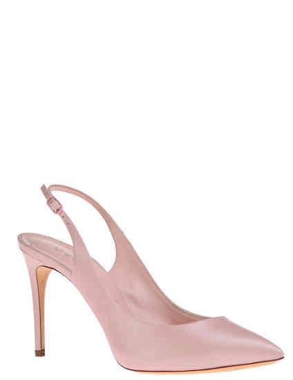 женские розовые Босоножки Casadei 5211_pink - фото-7