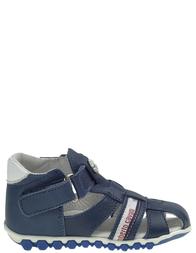 Детские сандалии для мальчиков ROBERTO CAVALLI H41647_blue