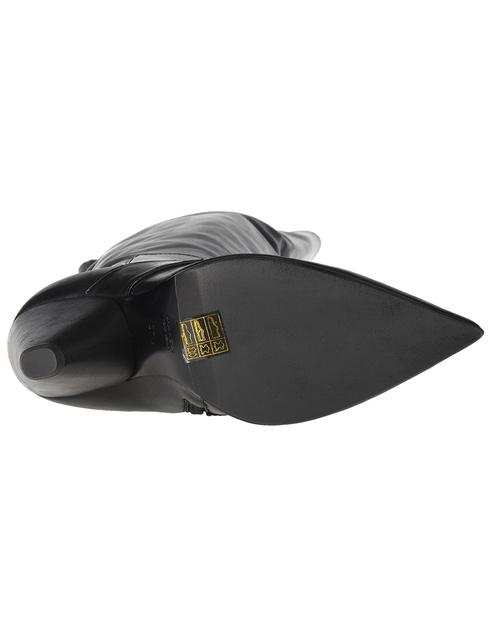 черные Ботфорты H'estia Venezia 9624_black размер - 36; 38.5