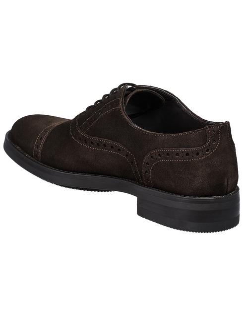 мужские коричневые Броги Brecos 9134 - фото-2