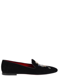 Мужские лоферы CESARE PACIOTTI 49810_black