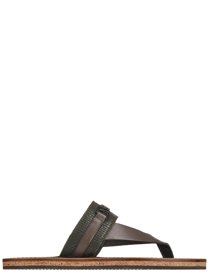 Мужские пантолеты Mario Bruni AGR-6281S_brown