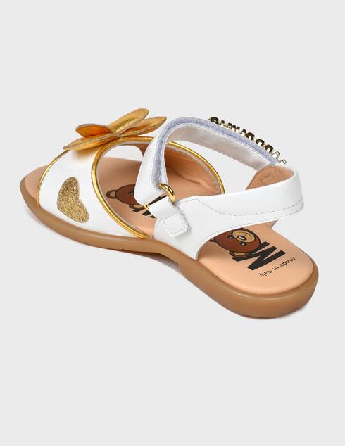 Moschino 26294-bianco-oro-white фото-2
