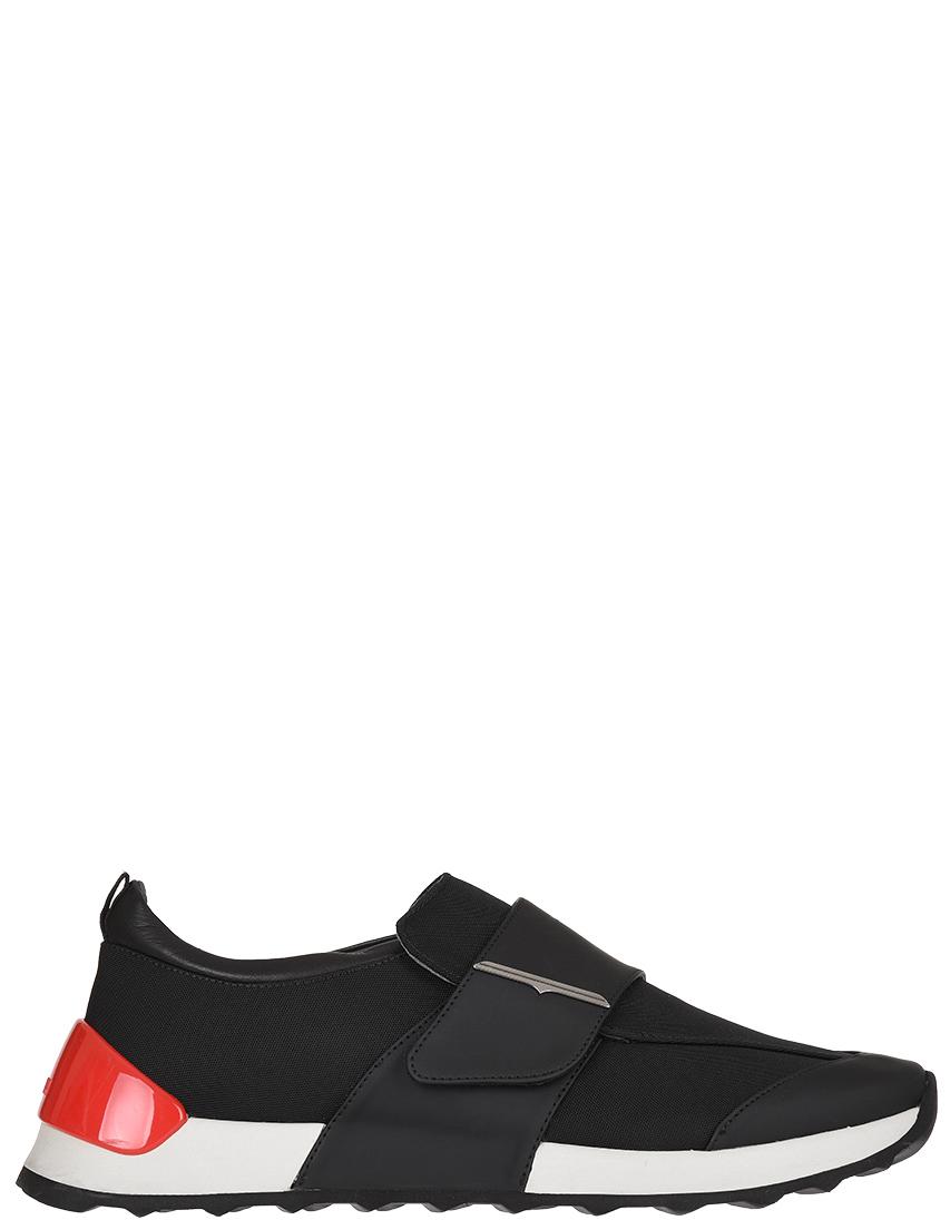Мужские кроссовки Alberto Guardiani 77491-R-GOM_black