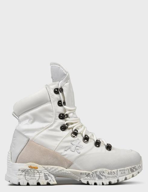 женские белые Ботинки Premiata MIDTRECD_188 - фото-6
