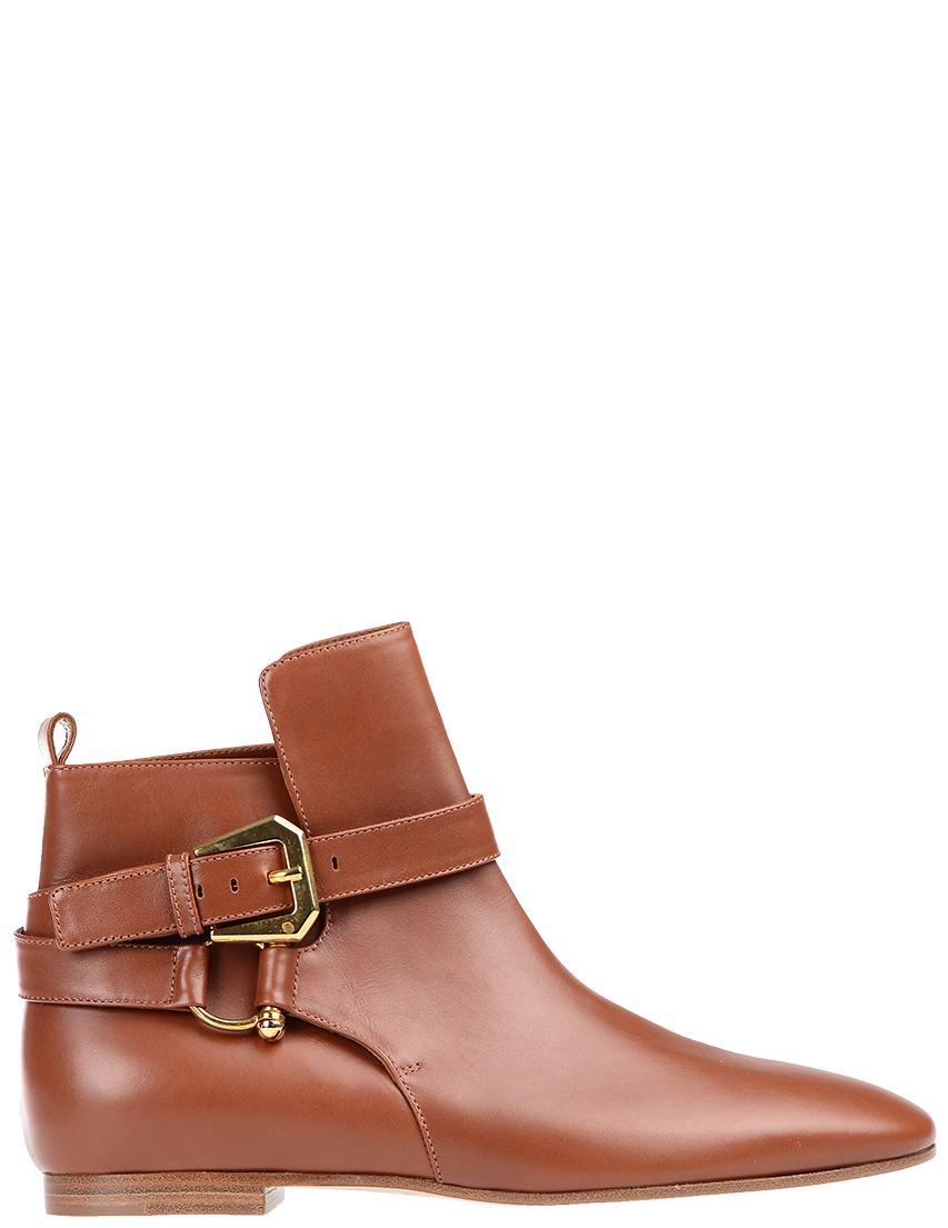 Купить Ботинки, INES DE LA FRESSANGE, Коричневый, Осень-Зима