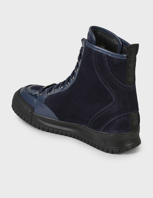 синие женские Ботинки Baldinini D2BS03VIVC1515 17900 грн