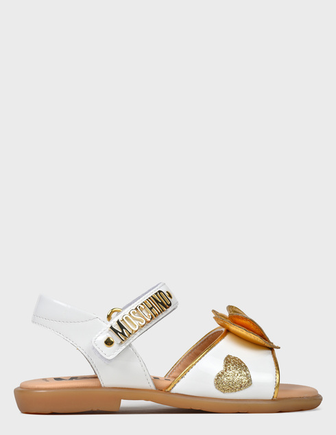 Moschino 26294-bianco-oro-white фото-6