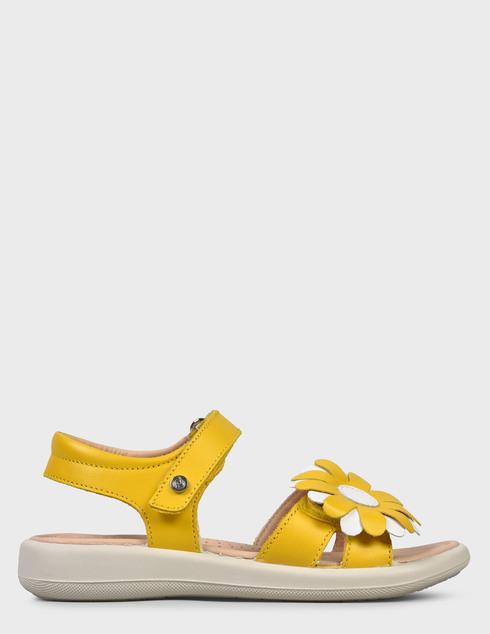 Naturino Sciantis-vitello-giallo-bianco-yellow фото-6