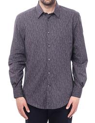 Мужская рубашка VERSACE VER27_purple