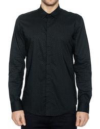 Мужская рубашка ANTONY MORATO SL00403FA430280-7053_black