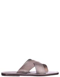 Мужские шлепанцы MARIO DONI 576611v-Grigio