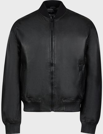 VERSACE JEANS COUTURE кожаная куртка