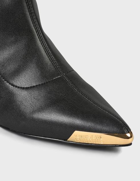 женские черные  Ботильоны Versace Jeans Couture AGR-71VA3S51-899 - фото-5
