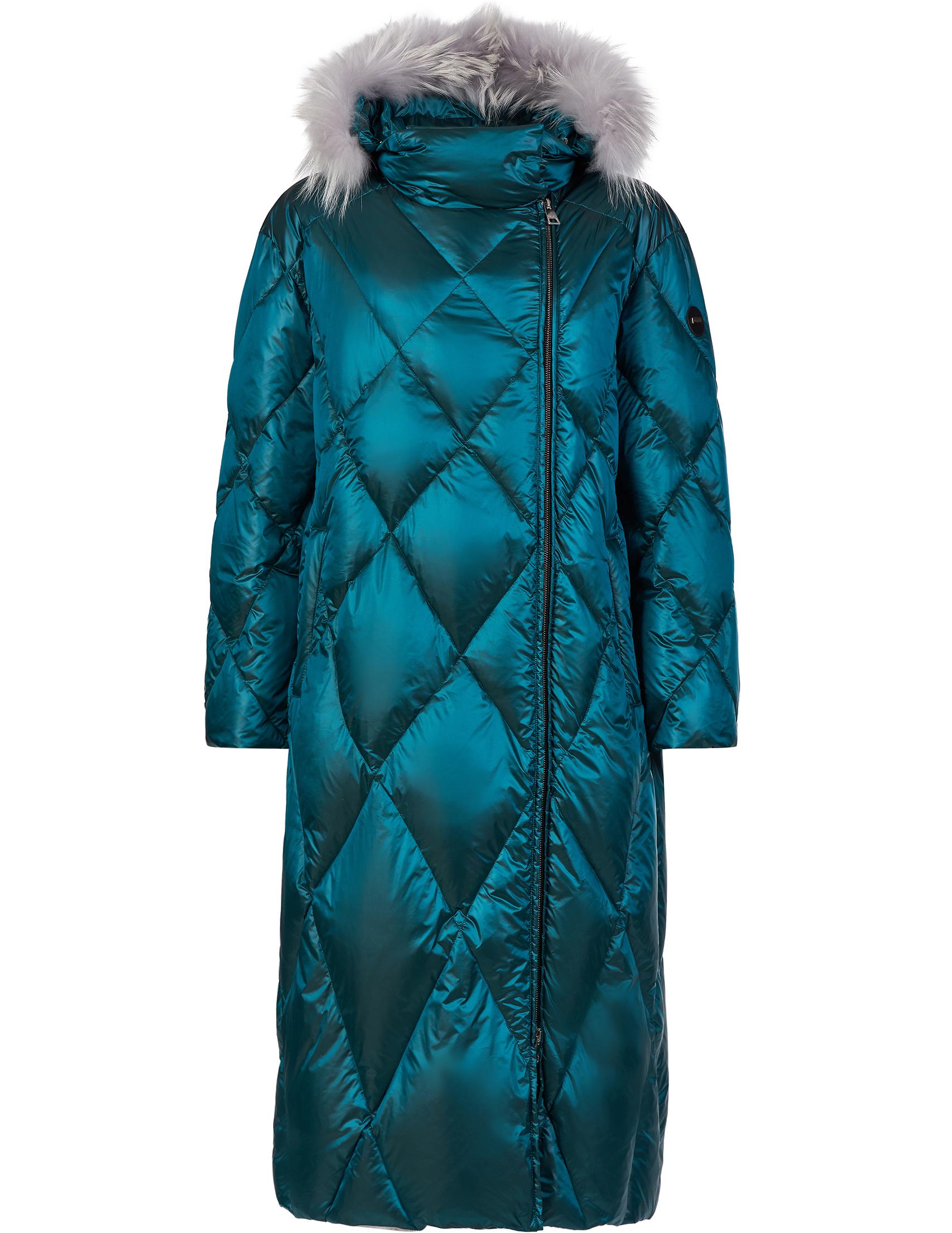 Купить Куртки, Куртка, GALLOTTI, Зеленый, 100%Полиуритан;100%Полиэстер, Осень-Зима