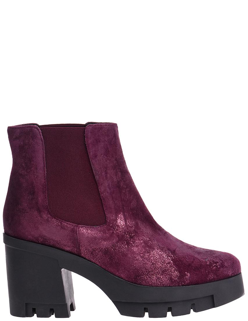 Купить Ботинки, TO BE, Бордовый, Осень-Зима