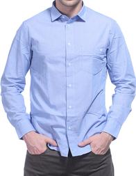 Мужская рубашка ARMANI JEANS O6C03NHZA