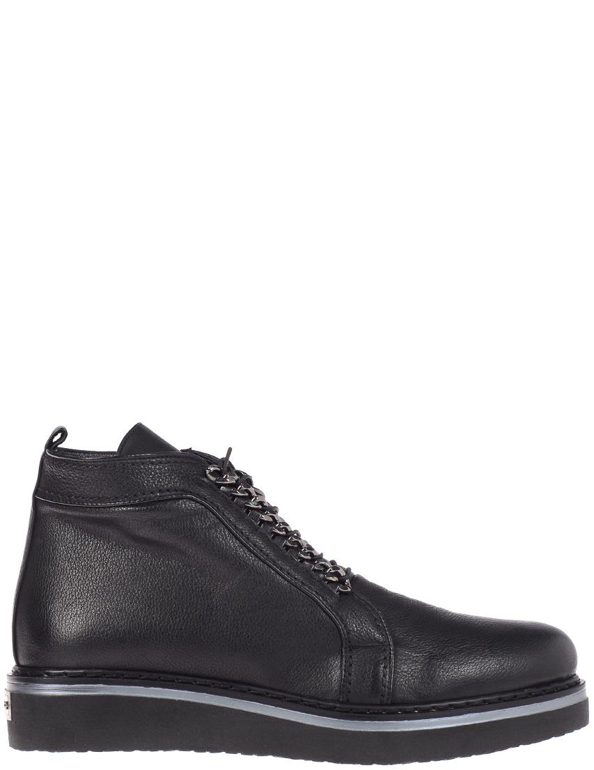 Женские ботинки Mara 1199_black