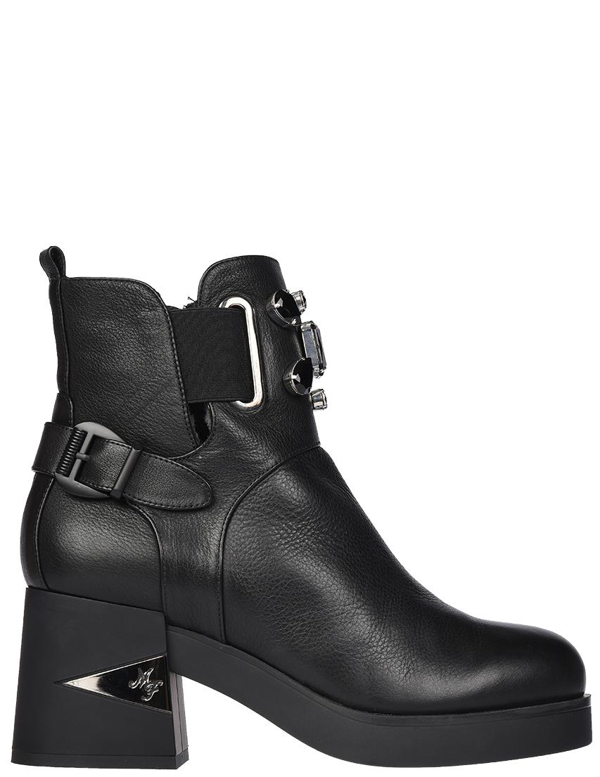 Женские ботинки Marino Fabiani 4016_black