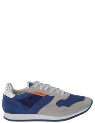 Мужские кроссовки BIKKEMBERGS 2469_blue