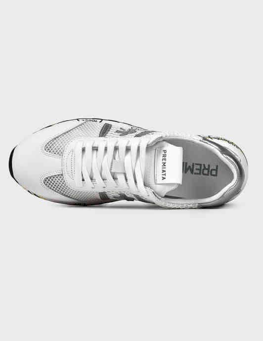 белые Кроссовки Premiata LUCYD_4636D размер - 35; 37; 38; 39; 40