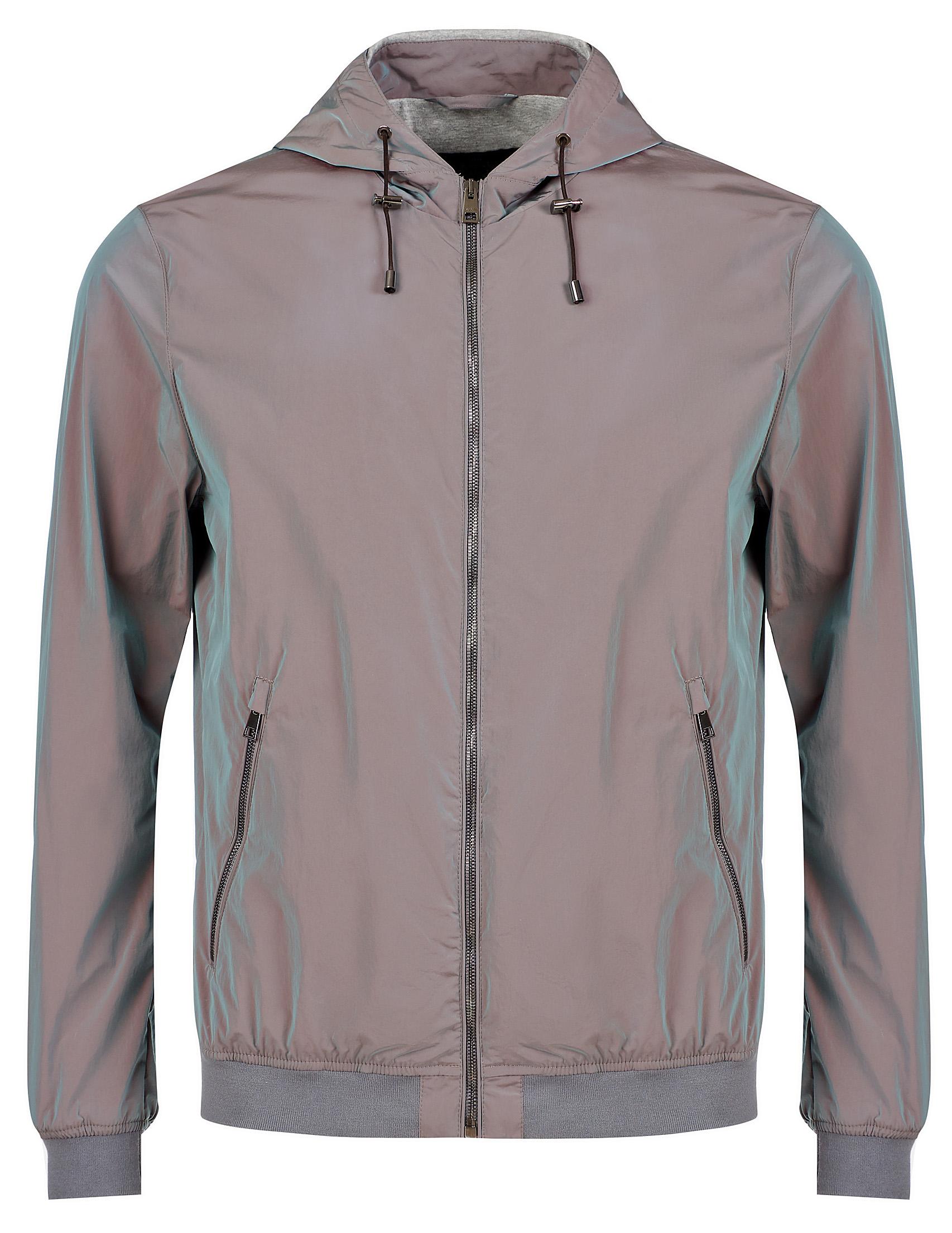 Купить Куртки, Куртка, GALLOTTI, Серый, 100%Полиамид;50%Хлопок 50%Модал, Осень-Зима