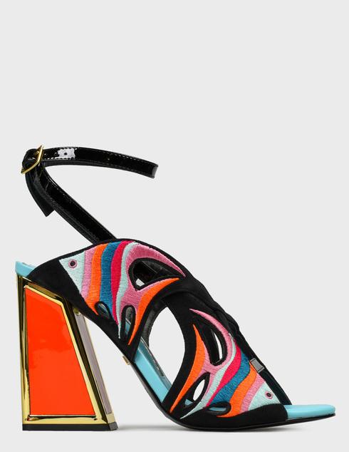 женские многоцветные Босоножки Kat Maconie PISCES - фото-6