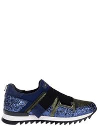Женские кроссовки John Galliano 1395_blue