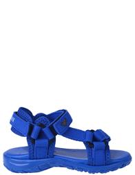 Детские сандалии для мальчиков ARMANI JUNIOR AX506_blue