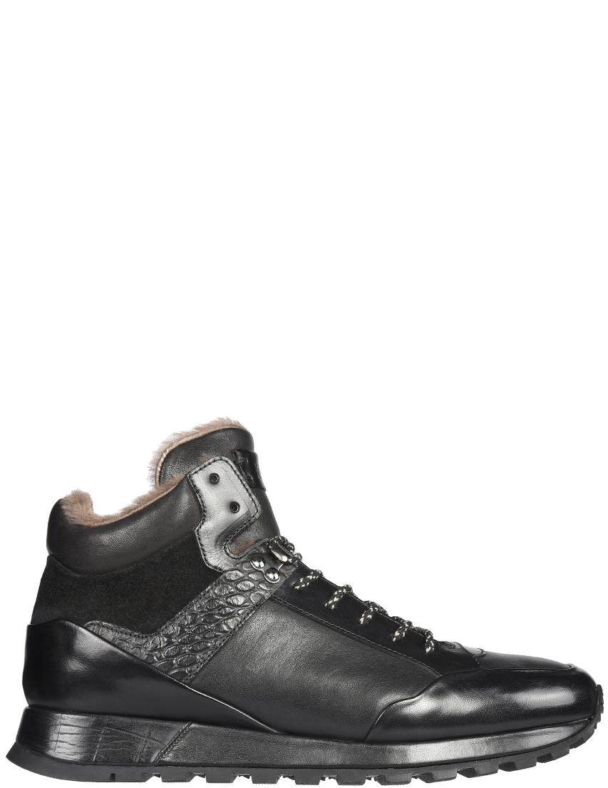 Мужские кроссовки Fabi AGR-8726BM_black