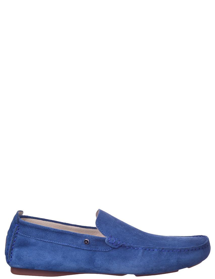 Мужские мокасины MERCEDES-BENZ 7904_blue