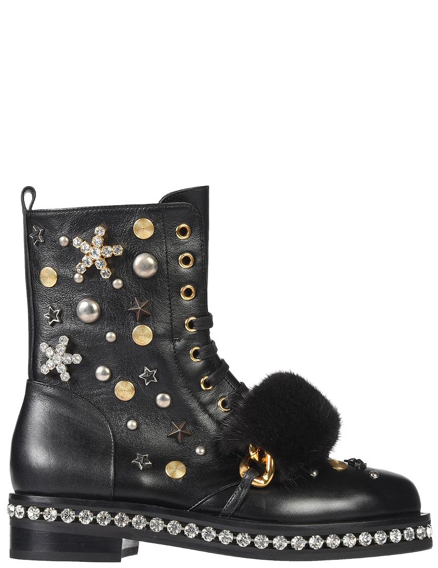 Женские ботинки Le Silla 6230_black