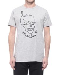 Мужская футболка LOVE MOSCHINO 469515M3517B588