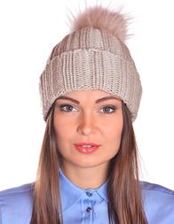 Женская шапка INVERNI 1128-biege