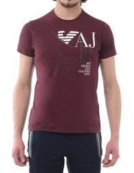 Мужская футболка ARMANI JEANS A6H76BANA