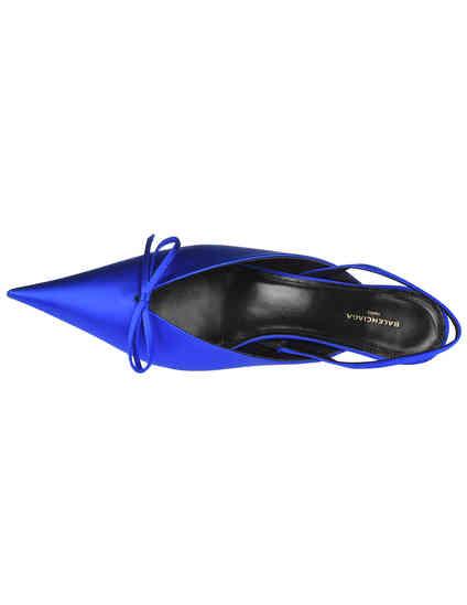 синие Босоножки Balenciaga 500618-4130_blue размер - 38.5