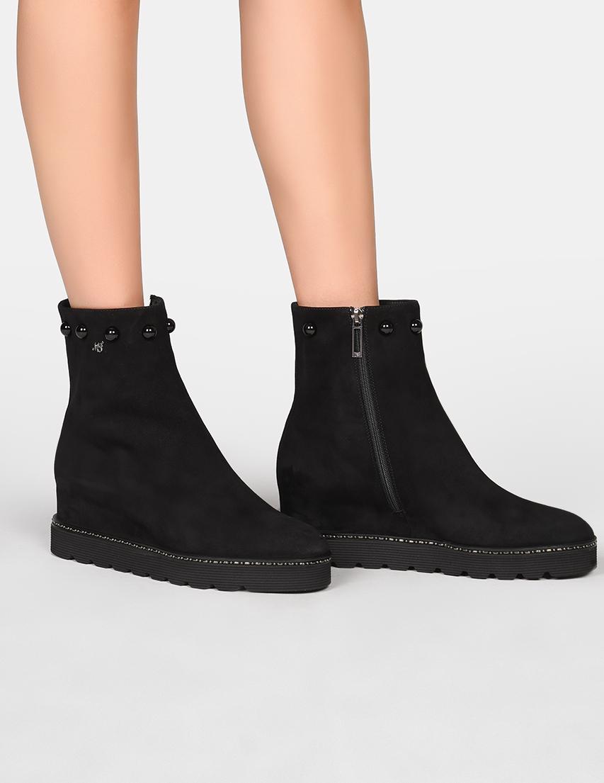 Женские ботинки Marino Fabiani 5077_black